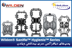 6 Saniflo Hygienic Series AODD Pumps